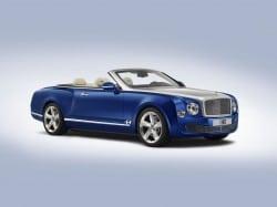 Bentley Grand Convertible - das wohl anspruchsvollste Cabriolet