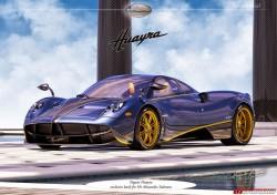 Pagani Huayra 730 S Edition - Einzelanfertigung