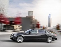 Mercedes-Maybach S-Klasse – Technologie-Offensive in der Luxus-Klasse
