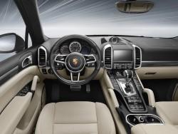 Der neue Cayenne Turbo S: Der Spitzensportler unter den SUV
