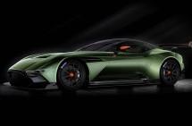 Aston Martin Vulcan – Supersportwagen nur für die Rennstrecke