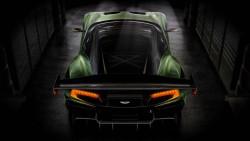 Aston Martin Vulcan - Supersportwagen nur für die Rennstrecke