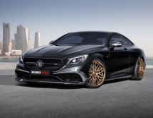 Brabus 850 6.0 Biturbo Coupé auf Basis des Mercedes-Benz S 63