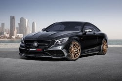 Brabus 850 6.0 Biturbo Coupé auf Basis Mercedes-Benz S 63