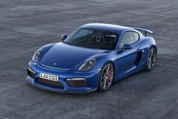 Porsche Cayman GT4 - Fit für die Rundstrecke