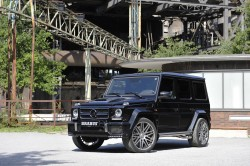 Brabus 850 6.0 Biturbo Widestar auf Basis Mercedes G 63