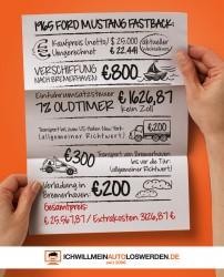 Der Fahrzeug-Import aus den USA kurz erklärt - ichwillmeinautoloswerden.de