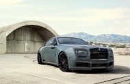 Rolls-Royce Wraith in einer Limited Edition Breitversion mit 717 PS
