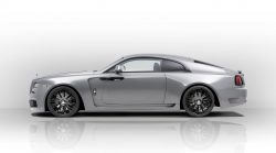 SPOFEC Rolls-Royce Wraith in einer Limited Edition Breitversion mit 717 PS