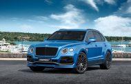 Der erste veredelte Bentley Bentayga kommt von STARTECH
