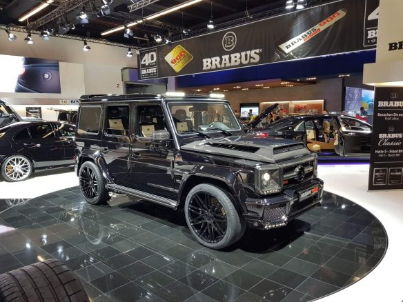 Brabus 900 - Essen Motor Show