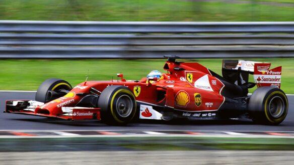 Formel 1 ist das Maß der Dinge